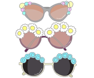 glases and lulie image