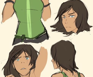 korra, the legend of korra, and book 4 balance image
