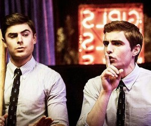 zac efron, dave franco, and boy image