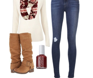 fall, fashion, and love image