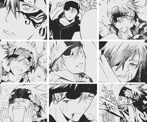 manga, lavi, and d gray-man image