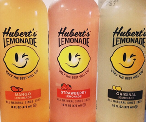 colourful, drinks, and smiley face image