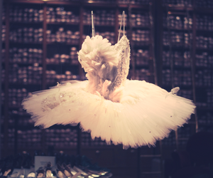 ballet, dress, and tutu image