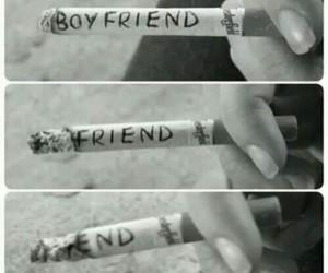 boyfriend, end, and sad image