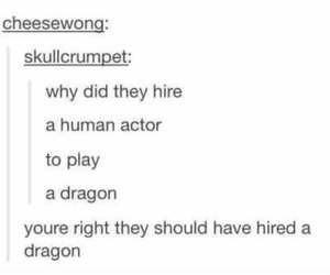 actor, dragon, and lord of the rings image