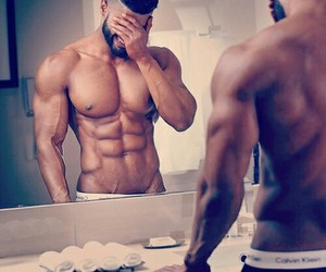 body, boy, and fitnes image