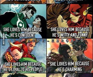 batman, DC, and funny image