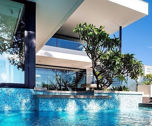 luxury, pool, and places image