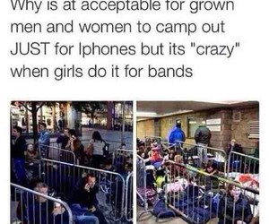 bands, iphone, and true image