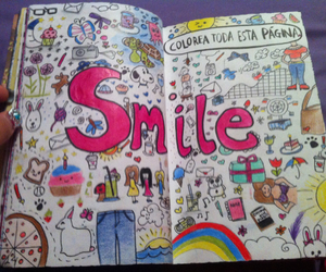 colores, diario, and draw image
