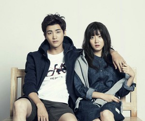 perfect couple, nam ji hyun, and park hyung sik image