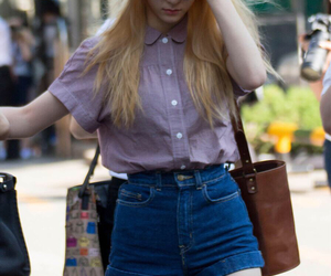 krystal, kpop, and outfit image