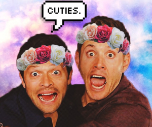 cuties, edit, and Jensen Ackles image