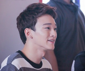 Chen, exo, and Hot image