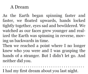 A Dream, books, and Lang Leav image