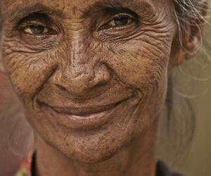 eyes, grandma, and india image