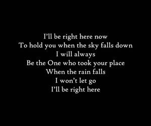 Lyrics, right here, and ashes remain image