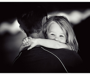 love, father, and girl image