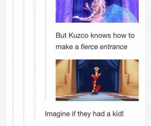 frozen, funny, and disney image
