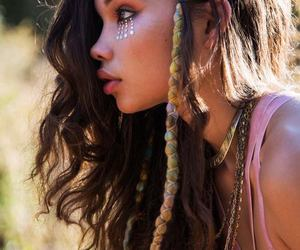 girl, hair, and ashley moore image