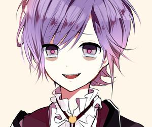 diabolik lovers, anime, and kanato image