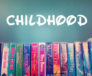 childhood, disney, and movies image