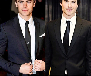 Hot, ian somerhalder, and zac efron image