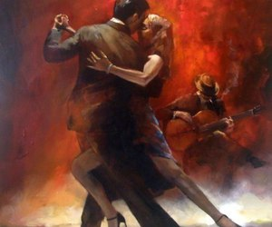 love, dance, and passion image