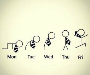 friday, monday, and true image