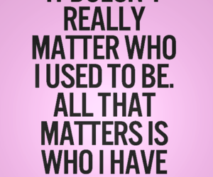 quote, life, and matter image