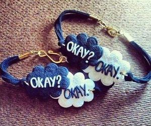 okay., bracelets+, and okay?+ image