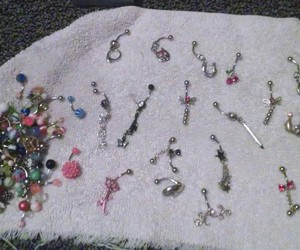 addiction, collection, and bellyring image
