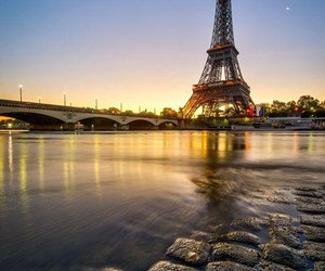 beautiful, eiffel tower, and Dream image