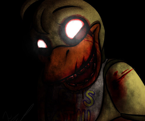 Chica, fnaf, and five night at freddy's image