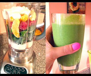 fruit, fitness, and smoothie image