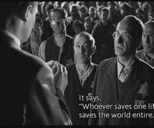schindler's list, life, and movie image