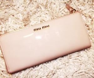 miu miu, pink, and bag image
