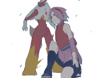 pokemon, sakura, and anime image