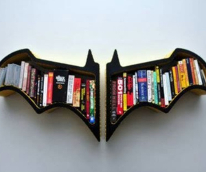 book, batman, and cool image