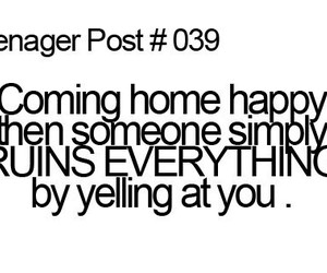 coming home, happy, and funny image