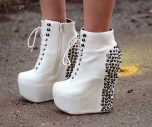 shoes, heels, and studs image