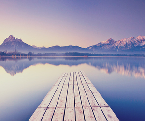beautiful, landscape, and water image