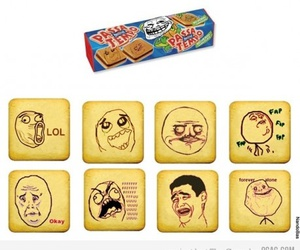 Cookies, lol, and meme image