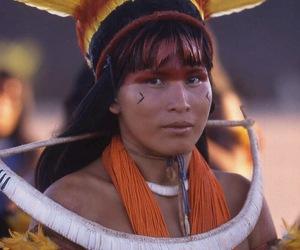 índio; brasil; xingu image