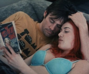 couple, movie, and eternal sunshine of the spotless mind image