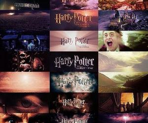harry potter, hp, and movies image