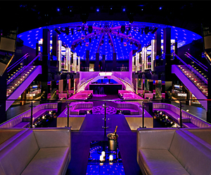 champagne, lights, and yacht image