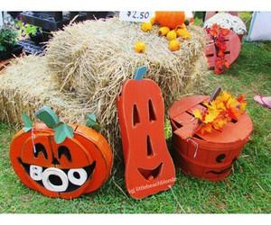 autumn, pumpkin, and tumblr girl image