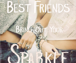 sparkle, best friends, and sparkle in so cal contest image