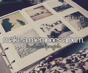 before i die, memories, and bucketlist image